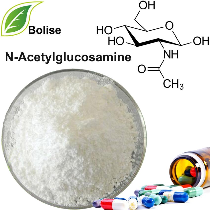 N- აცეტილგლუკოზამინი (N- აცეტილ გლუკოზამინი)