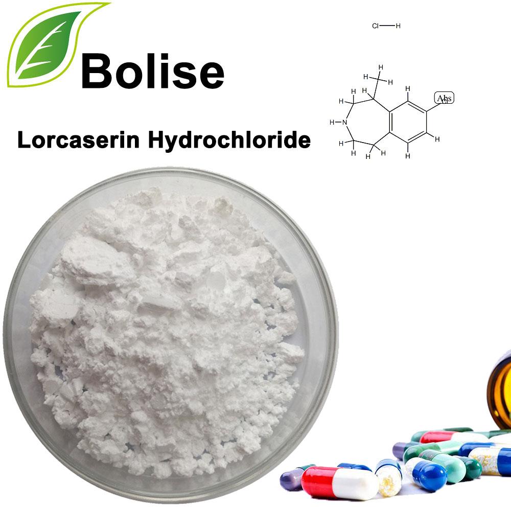 Lorcaserin hydroklorid