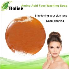 OEM of Amino Acid Face Washing Soap with Plants Extracts