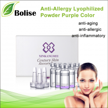 Anti-Allergy Lyophilized Powder Purple Color