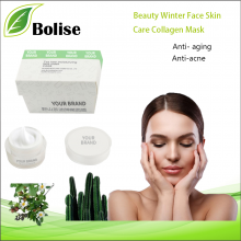 Beauty Winter Face Skin Care Collagen Mask