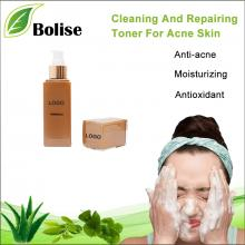 Cleaning And Repairing Toner For Acne Skin