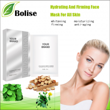 Hydrating And Firming Face Mask For All Skin