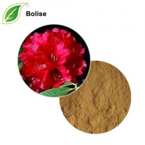 Rhododendron Arboreum Flower Extract (Solvent Extraction) Powder