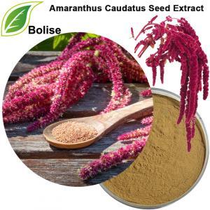 Ekstrak Benih Amaranthus Caudatus