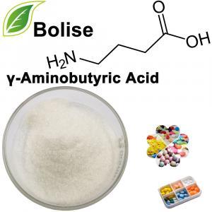 Acido γ-amminobutirrico