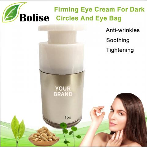 OEM Private Label Firming Eye Cream For Dark Circles And Eye Bag