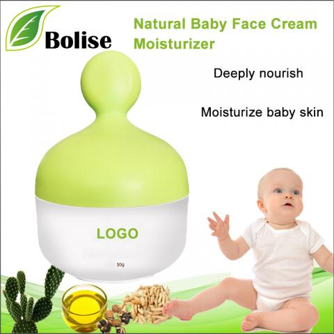 OEM Wholesale Natural Baby Face Cream Moisturizer