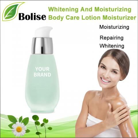 OEM Whitening And Moisturizing Body Care Lotion Moisturizer