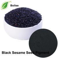 Črni sezamovi semenski pigment