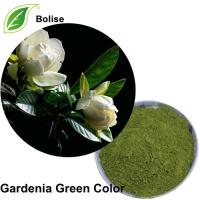 Gardenia Green Color