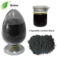Natural Vegetable Carbon Black Color