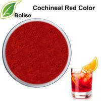 Cochineal Red Color