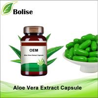 Aloe Vera Extract Capsule for Weight Loss