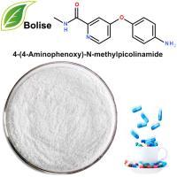 4- (4-Aminofenoxi) -N-metilpicolinamidă